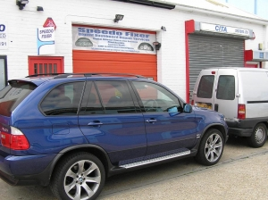 bmw x5 pixel repair service london