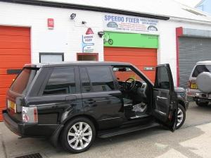 range rover pixel repairs london
