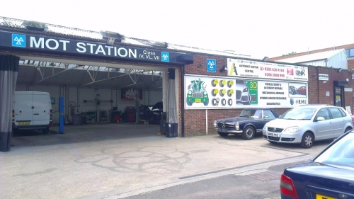 speedofixer import conversion west london mot centre