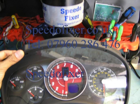 mph speedo conversion ferrari 430