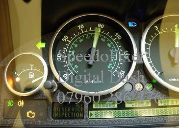 instrument cluster repairs by speedofixer