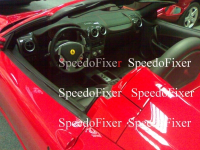 speedofixer 430 ferrari kmh conversion