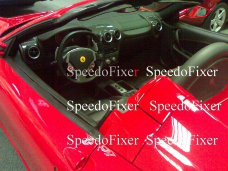 ferrari import conversion kmh mph london